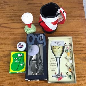 Golf Assortment of Items! Great to make a gift